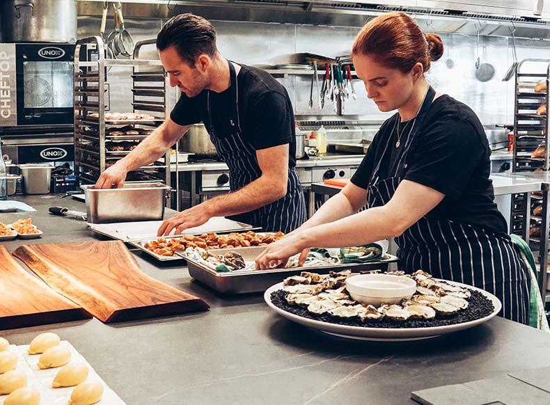 equipo de cocina para restaurantes